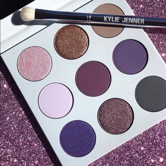 "Kylie Cosmetics Other - 💜Kylie Cosmetics ""The Purple Palette"""